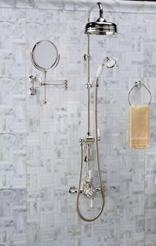 Perrin _ Rowe-« Traditional Shower Set